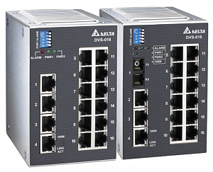 Коммутаторы Ethernet DVS-016